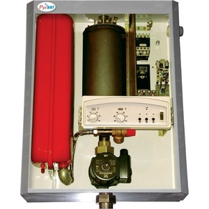 Электрический котел РусНИТ с насосом 221НМ