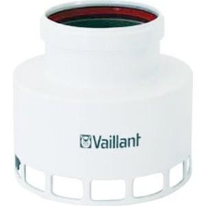 Адаптер Vaillant для перехода с DN 60 на DN 80 забор воздуха из помещения (303815) электроотвёртка dn 3c 800