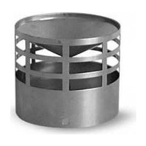 Устройство Vaillant защиты от ветра DN 80 мм (300941) труба vaillant удлинительная dn 80 длиной 500 мм с уплотнением из силикона 300833