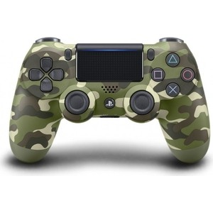 Геймпад Sony PS4 Dualshock 4 urban camouflage адаптер playstation dualshock 4 usb wireless черный