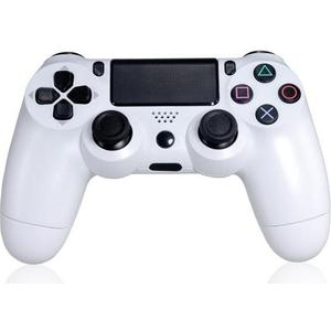 Геймпад Sony PS4 Dualshock 4 white адаптер playstation dualshock 4 usb wireless черный