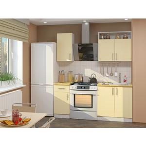 Кухонный гарнитур БАРОНС ГРУПП Лира - 1 ваниль/серый