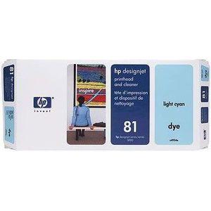 Печатающая головка HP №83 (C4954A) вече 978 5 4444 4954 7