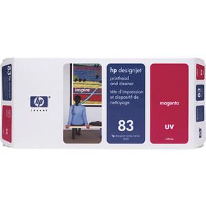 цена Печатающая головка HP №83 (C4962A)