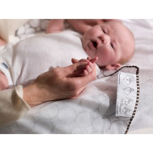 Набор пеленок SwaddleDesigns Swaddle Duo BL Peace/LV/SW (SD-185B)