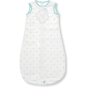 Спальный мешок SwaddleDesigns для новорожденного zzZipMe Sack 3-6M Flannel SC/ST Little Dot (SD-446SC-3m)