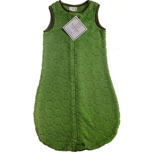 Спальный мешок SwaddleDesigns zzZipMe 6-12 М PG Puff Circles (SD-166PG-6M)