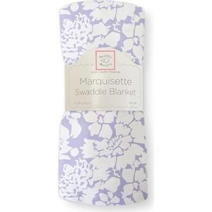 Пеленка детская тонкая SwaddleDesigns Маркизет Lavender Lush (SD-454L) шампунь lush soak and float