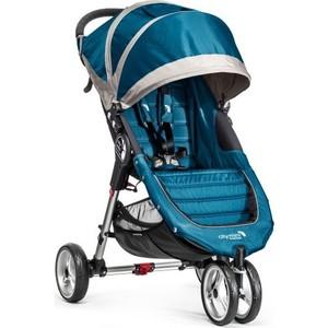 Коляска прогулочная Baby Jogger City Mini Single бирюзовый-серый (ВО11429)