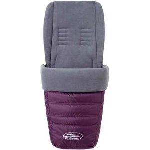 Муфта для ног Baby Jogger универсальная для колясок City Micro, City Mini, Citi Mini GT, City Elite, Summit X3 фиолетово-серый (ВО1126095)