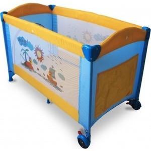 Манеж-кровать Sweet Baby Jump Oceano