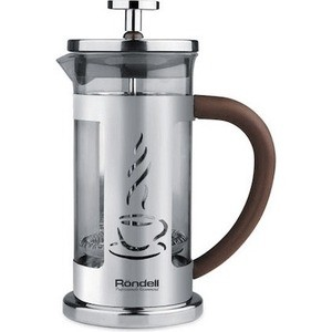 Френч-пресс 1 л Rondell Mocco Latte (RDS-491) термокружка rondell rds 496 latte 450ml page 1