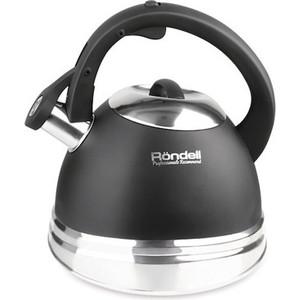 Чайник со свистком 3 л Rondell Walzer (RDS-419) цена и фото
