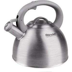 цена Чайник со свистком 3 л Rondell Balance (RDS-434)