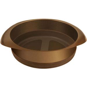 Форма для выпечки d 18 см Rondell Mocco Latte (RDF-445) 441rdf посуда для выпечки паштета rondell mocco