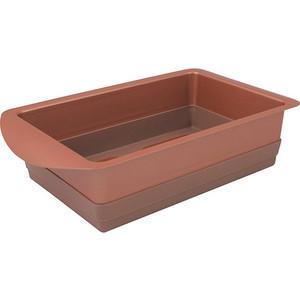 Форма для выпечки 14х22 см Rondell Karamelle (RDF-450) 449 rdf посуда для выпечки rondell karamelle rdf 449