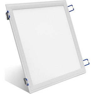 Светодиодный встраиваемый ультратонкий светильник Estares DL-18-300x300 White универсальный белый