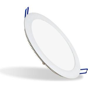 Встраиваемый светодиодный ультратонкий светильник Estares DL-14/PS-DL14 White холодный белый