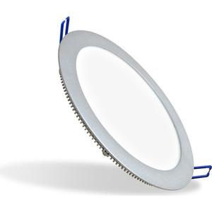 Светодиодный встраиваемый ультратонкий светильник Estares DL-14/PS-DL14 Silver холодный белый