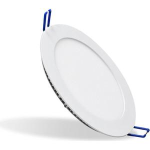 Светодиодный встраиваемый ультратонкий светильник Estares DL-11 AC220V White холодный белый