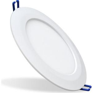 Светодиодный встраиваемый ультратонкий светильник Estares DL-7 White холодный белый