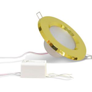 Светодиодный точечный светильник Estares TH-100-5W-Gold Универсальный белый