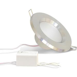Светодиодный точечный светильник Estares TH-100-7W Silver Теплый белый