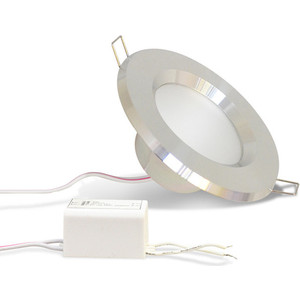 Светодиодный точечный светильник Estares TH-100-7W Silver Универсальный белый