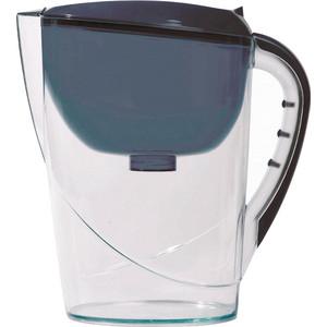 Фильтр-кувшин Гейзер Сириус графит (62044) фильтр кувшин гейзер сириус белый 62044