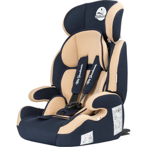 Автокресло Mr Sandman GoodLuck Isofix 9-36 кг Темно-Синий/Бежевый (AMSGLI-0520KRES1020) bn44 00199b good working tested bn44 00199b