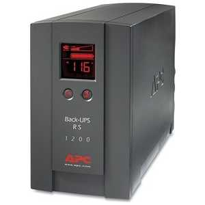 ИБП APC Back-UPS Pro Power Saving RS, 1200VA/720W, 230V, AVR, 10xC13 outlets (BR1200GI) ибп apc back ups pro 1200va cis br1200g rs