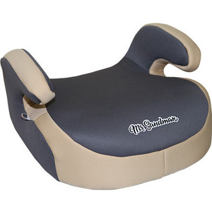 Бустер Mr Sandman Smile 22-36 кг Серый/Бежевый (AMSS-0526KRES1044) rb6132 36 0m4 inductor mr li