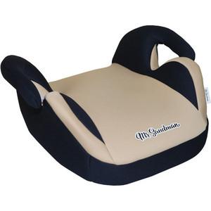 Бустер Mr Sandman York 22-36 кг Темно-Синий/Бежевый (AMSY-0528KRES1055)