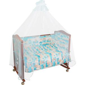 Борт в кроватку Тайна снов Топтыжки Голубой (БТТ-0411167/1)
