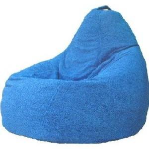 Кресло-мешок POOFF Груша голубой кресло мешок pooff груша черный