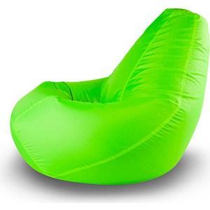 Кресло-мешок POOFF Груша салатовый боксерская груша