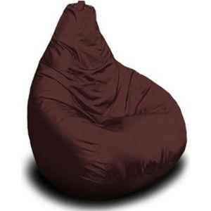 Кресло-мешок POOFF Груша коричневый