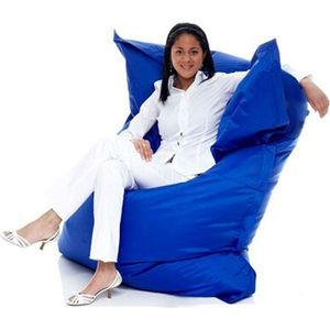 Кресло-мешок POOFF Подушка синий кресло мешок pooff подушка синий