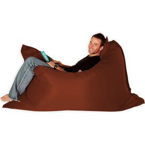 Кресло-мешок POOFF Подушка коричневый капри levall капри