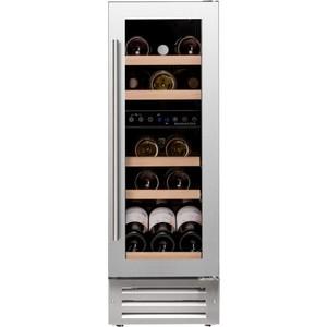 Винный шкаф Dunavox DX-17.58SDSK/DP винный шкаф dunavox dx 19 58bk dp