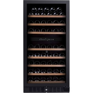 Винный шкаф Dunavox DX-94.270DBK винный шкаф dunavox dx 57 146dsk