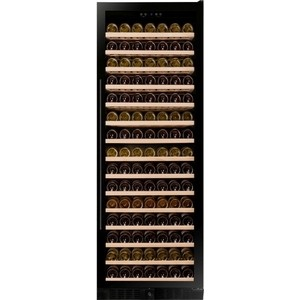 Винный шкаф Dunavox DX-194.490BK винный шкаф dunavox dx 19 58bk dp