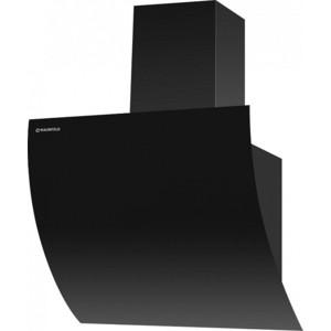 Вытяжка MAUNFELD Sky Star PUSH 90 черный вытяжка со стеклом maunfeld sky star push 60 черное стекло
