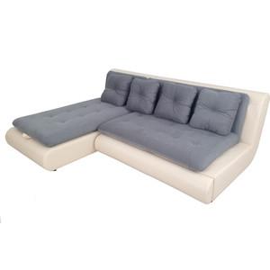 Диван угловой SettySet Кормак (Рио) Серый Nice Grey угловой диван woodcraft кормак угловой модуль с ящиком
