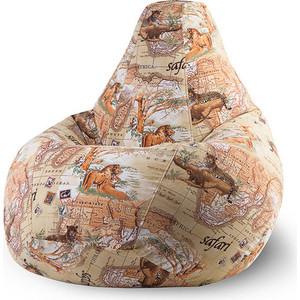 Кресло-мешок Пуфофф Safari XXL cпальный мешок normal тамань xxl