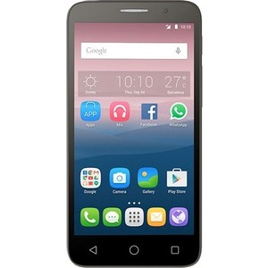 Смартфон Alcatel OT5065D POP 3 White Leather (2 SIM)