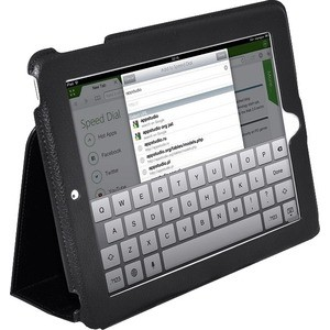 Чехол-книжка Clever SuperSlim Case для iPad 2/3/4 Black