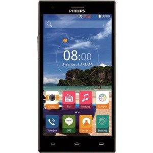 Смартфон Philips S616 Dark Grey LTE (2 SIM)