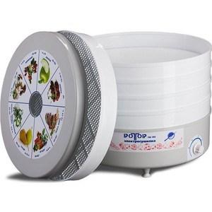 Сушилка для овощей Ротор СШ-002-06 5 решеток (гофротара) сушилка для овощей и фруктов ротор сш 007 06 сш 007