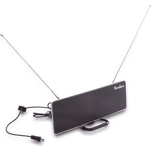 Комнатная антенна Tesler IDA-310 комнатная всеволновая антенна rolsen rda 240 black